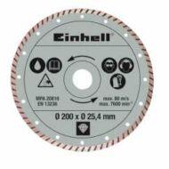 Einhell RT-TC 520 Gyémántvágó korong 200 mm