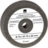 Einhell polírozótárcsa asztali köszörűkhöz, 75x10x20mm