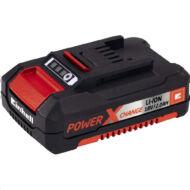 Einhell Power X-Change akkumulátor 18V 2,0Ah Li-Ion