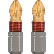 KWB TITAN MRG torzios behajtó bit PH2, 25mm, 2db