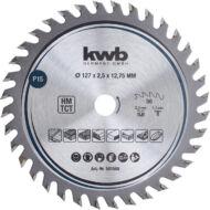 KWB Clean cut körfűrészlap, 190x30mm, 56 fogas