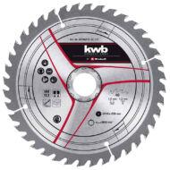 KWB körfűrészlap 254x30x1.8, 40 fogas