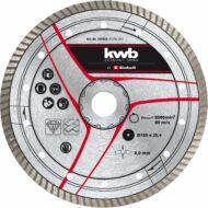 Einhell KWB gyémánt vágókorong, 180x25, 4mm turbo