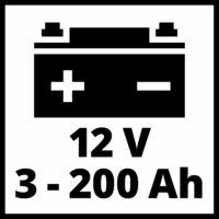 Einhell CE-BC 10 M akkutöltő, 10A