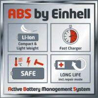 Einhell TE-CD 18-2 Li-i akkus csavarozó