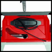 Einhell TE-TS 250 UF asztali körfűrész, 2000W