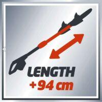 Einhell GE-LC 18 Li T Kit ágvágó