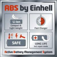EInhell GE-CH 1855/1 Li Kit  sövényvágó