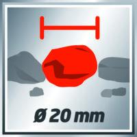 Einhell GC-DP 1020 N búvárszivattyú, 1000W