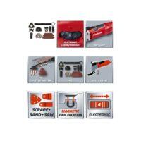 Einhell TE-MG 300 EQ Kit Multifunkciós csiszológép (kofferben)