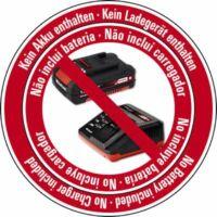 Einhell PXC TE-MX 18 Li-Solo festék- és habarcskeverő, 18V, M14, (akku és töltő nélkül)
