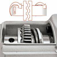 Einhell TH-RH 1600 fúrókalapács, 4J, 1.6kW