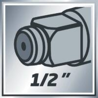 Einhell TE-CW 18 Li BL - Solo akkus ütvecsavarozó 1/2