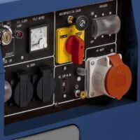 Einhell BT-PG 5000 DD Áramvezető generátor (diesel)
