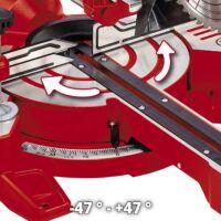 Einhell TC-SM 216 gérvágó fűrész, 216mm, 1500W