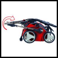 Einhell GE-SA 1640 elektromos talajlazító és fűszellőztető