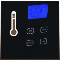 Einhell GCH 2000 elektromos konvektor, 2000W, fekete