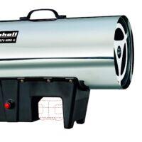 Einhell GE-HG 18/370 Niro Li-Solo akkus hőlégbefúvó (akku és töltő nélkül)