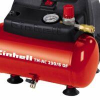 Einhell TH-AC 190/6 OF hordozható kompresszor
