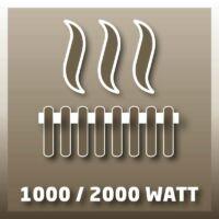Einhell BH 2000/1 Fürdő Fűtő