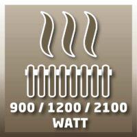 Einhell NHH 2100 halogén kültéri melegítő, 2100W