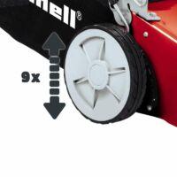 Einhell GC-PM 46/1 S B&S benzinmotoros fűnyíró 125cm3 / 2,2LE / 46cm