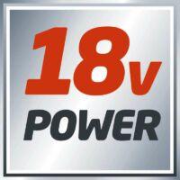 Einhell TE-AG 18 Li akkus sarokcsiszoló 115mm Power X-Change