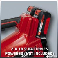 Einhell GE-LB 36 LI E Solo Akkumulátoros Lombfújó Power X-Change