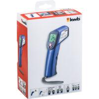 KWB infravörös digitális hőmérő