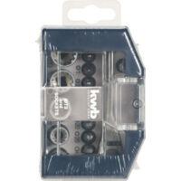KWB mini dugókulcs és bitkészlet (17db-os)