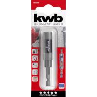 """KWB Profi Impaktor bittartó, mágneses, 1/4"""", 15mm"""