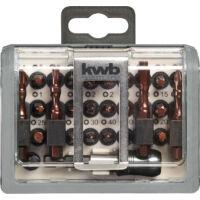 KWB Profi MRG TQ60 torziós bit készlet, 28darabos