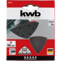 KWB deltacsiszoló talp (quick-stick)
