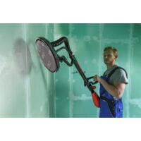 KWB Premium üvegszálas csiszolórács, G80, 225mm, 5db