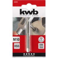 KWB metrikus gépi menetfúró, M4, 45x14x4.5mm