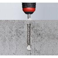 KWB Profi SDS Plus HB44 két élű beton fúrószár, 160/100x6.5mm