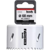 KWB Premium HSS-CO 8% koronafúró 19x38mm