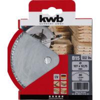 KWB körfűrészlap, 190x30mm, 100 fogas
