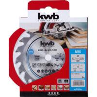 KWB körfűrészlap, 190x30mm, 30 fogas