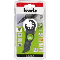 KWB multifűrészlap (fa-műanyag) akkus multi géphez alkalmas