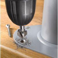 KWB PROFI HSS hengeres befogású kúpos süllyesztő 12 mm (1db-os)