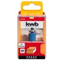 KWB PROFI HSS TCT csapágyas szintbemaró kés 13x8 mm