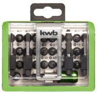 KWB PROFI BIT-BOX EXTREM FORCE bit klt. (28db-os)