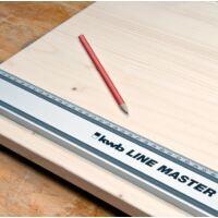 KWB LINE MASTER PROFI univerzális vezetőléc 800mm