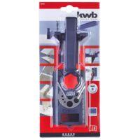 KWB PROFI fúró és dübelező adapter 3-12 mm