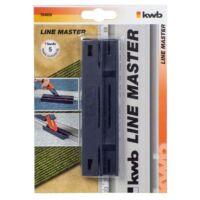 KWB LINE MASTER PROFI univerzális kés vezető adapter