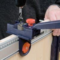 KWB LINE MASTER PROFI univerzális dübelező adapter segéd