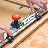 KWB LINE MASTER PROFI univerzális képkeret akasztó kijelölő adapter
