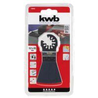 KWB PROFI HCS multi-szerszám rugalmas kaparópenge 45x52mm
