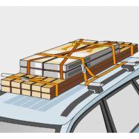 KWB PROFI minősített rakományrözítő heveder 4